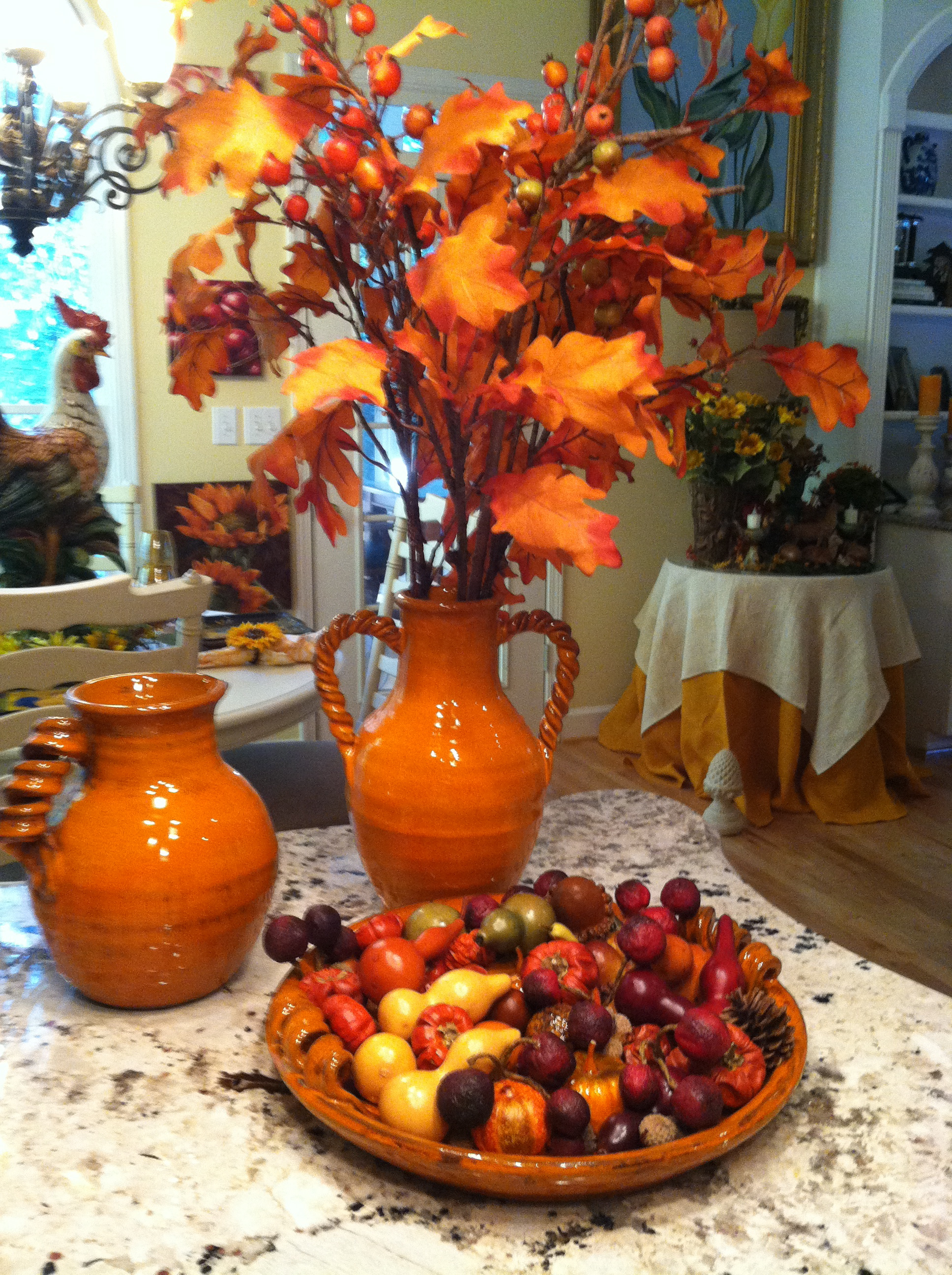 Smart shortcuts for easy decorating mommy blogs for Autum decoration