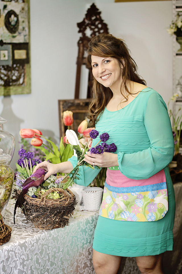 Serra Deville - MommyDecorates.com