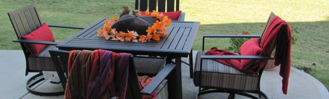 Fire-Pit Party Ideas & New Twist On S'mores
