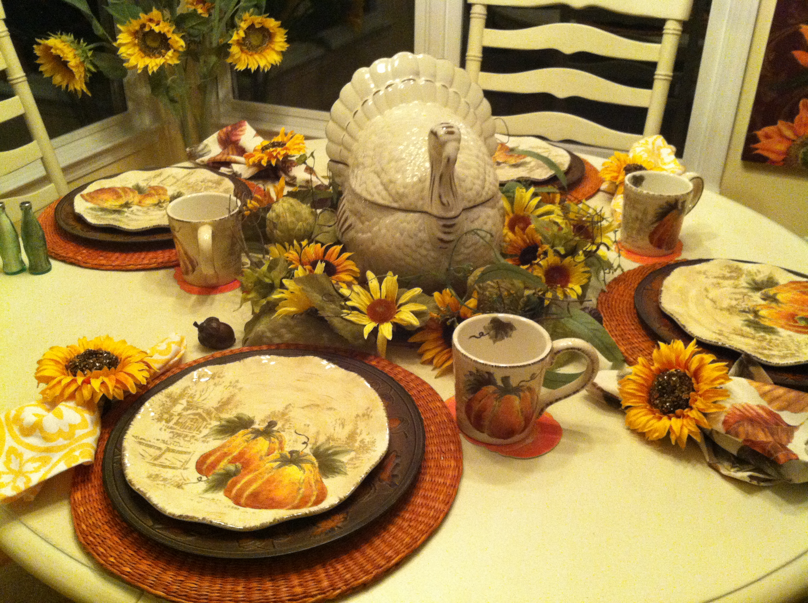 Thanksgiving Ideas Mommy Blogs Decorate Home For