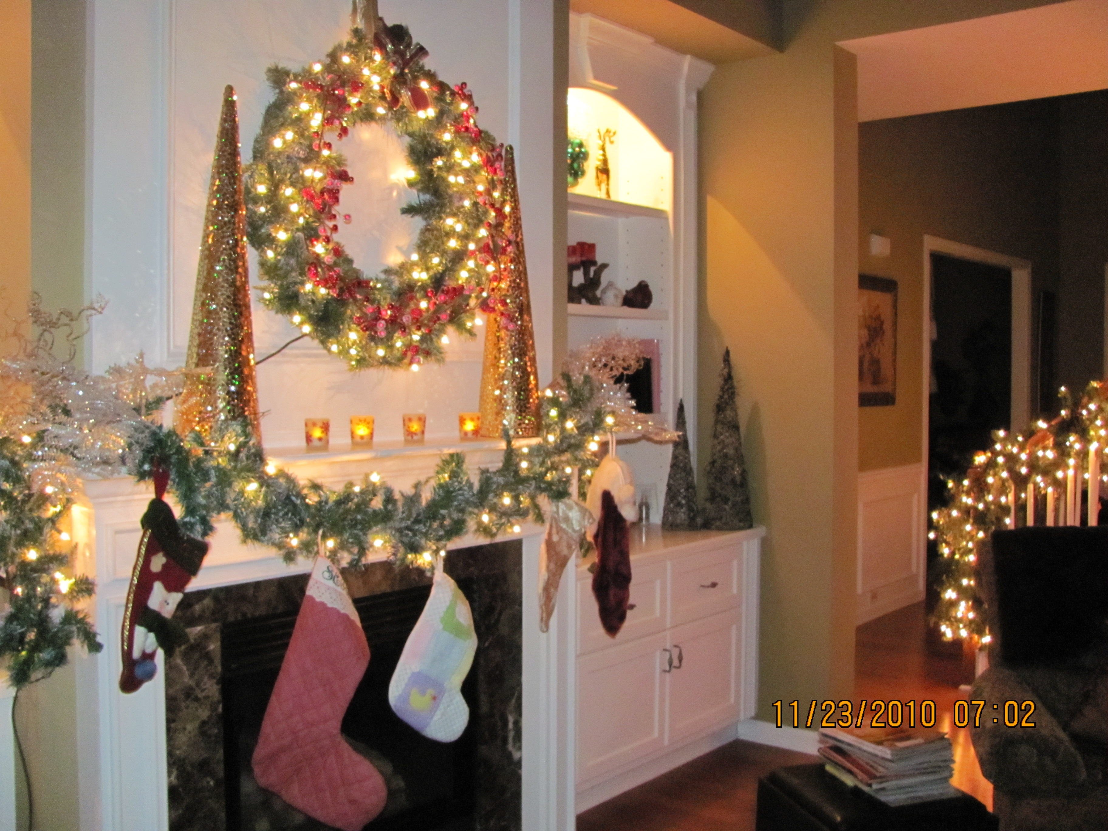 Decorate With Handmade Wreaths Better Homes Gardens