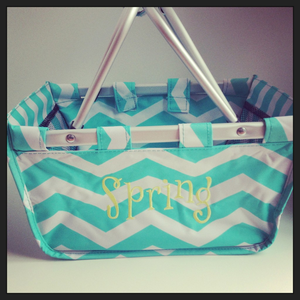Spring Tote - We're Giving Away 1 Too!