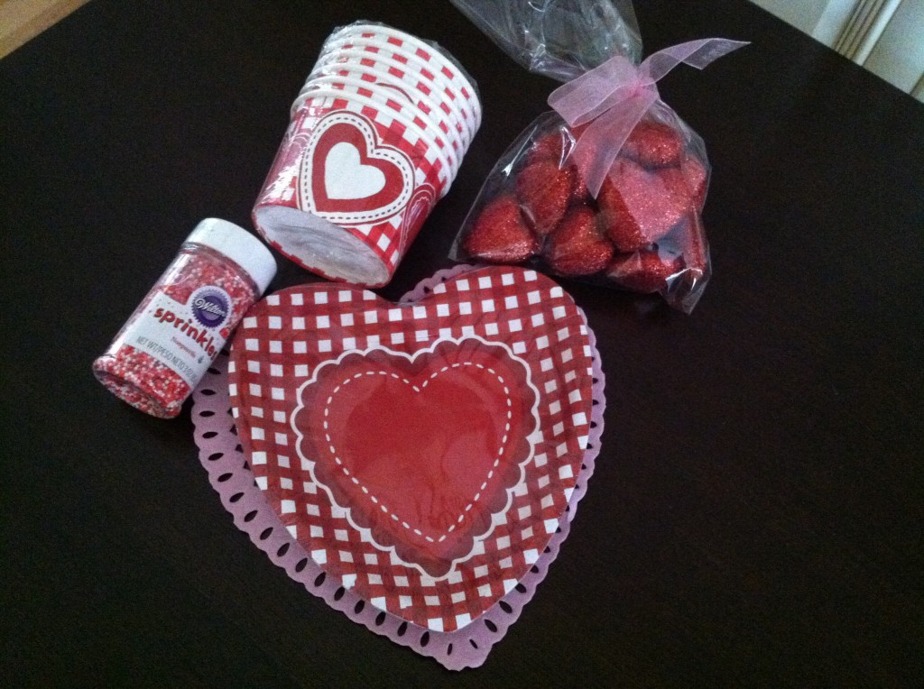 Valentines Day Cupcake Liners