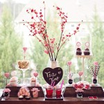 Valentines Day Party - Pink And Gray Theme