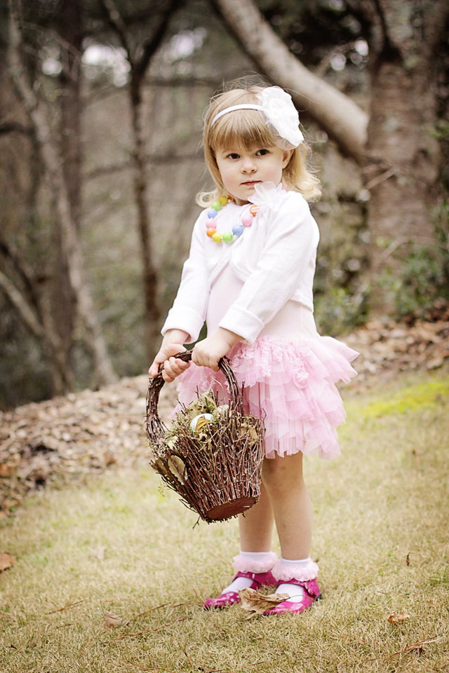 Rustic Easter Party - Style