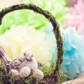 Decorating With Pom Poms - MommyDecorates.com