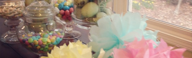 Sneak Peak – Rustic Easter Party Photo Shoot