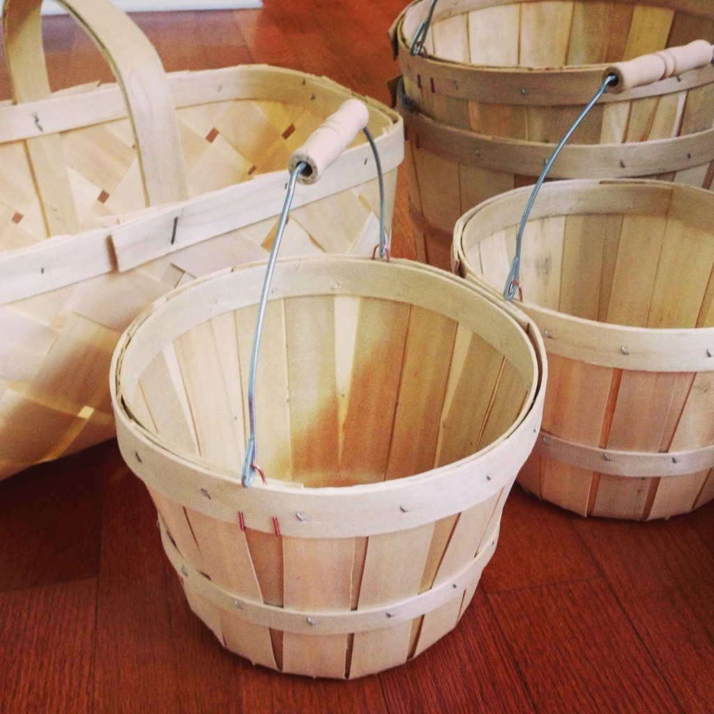 Craft Studio Baskets For Organization