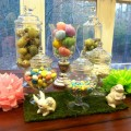 Easter Apothecary Jars