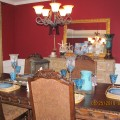 Use The Color Blue To Decorate Your Home For The Summer