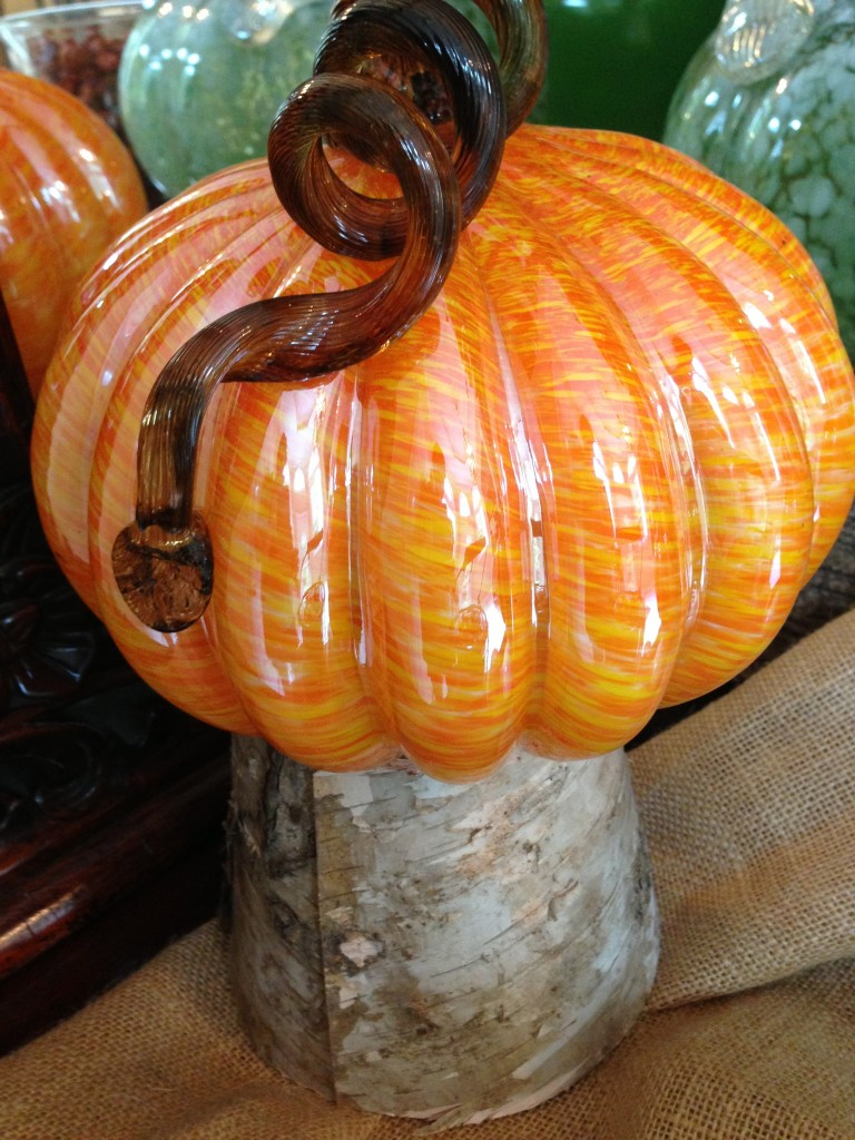Easy Decorating With Pumpkins For Fall
