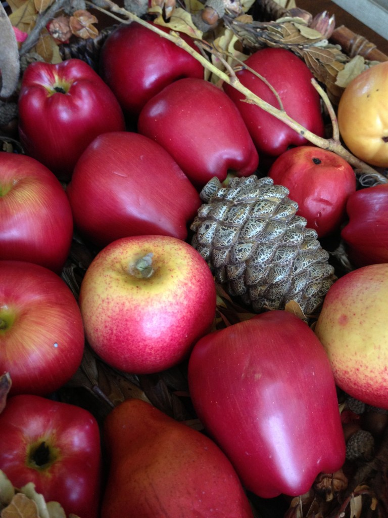 Use Apples In A Basket
