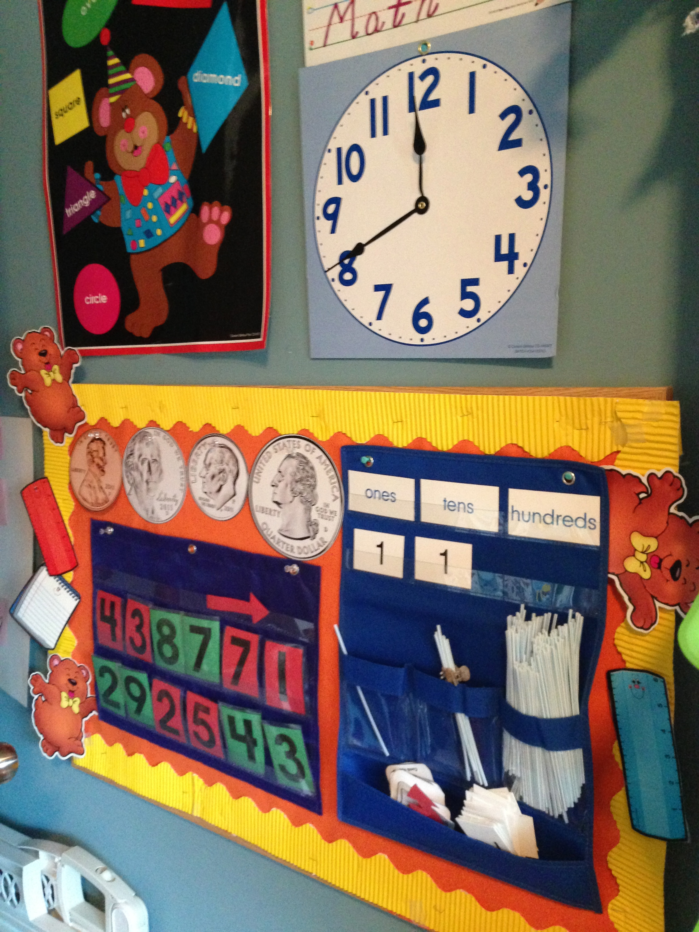 Ideas For Creating A Home School Room