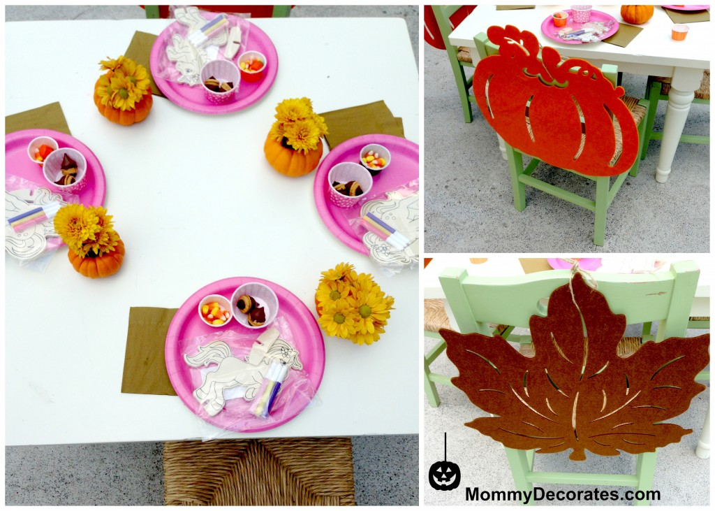 III Easy Fall Party Ideas For Children