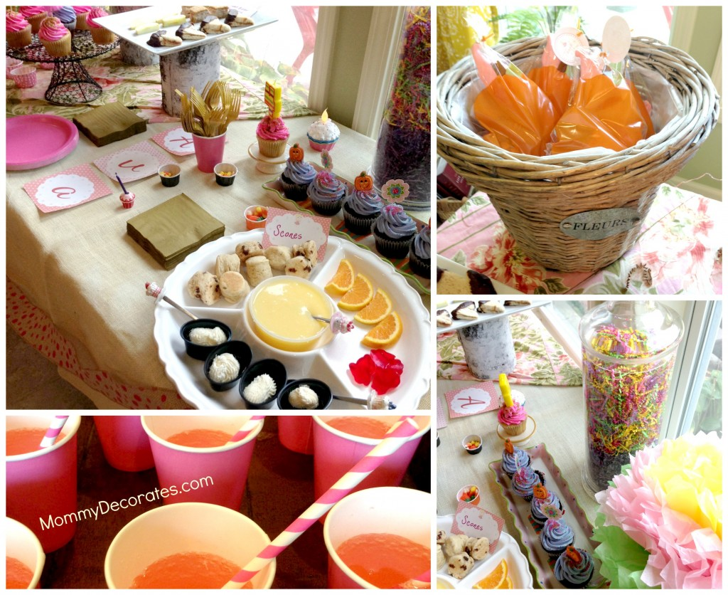 IIV Part II - The Food Easy Fall Party Ideas For Children